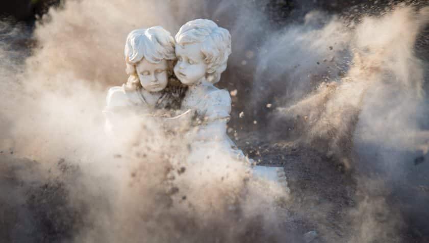 vetéléstörténet két angyalka jön, ha itt az ideje